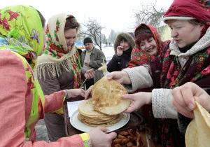 В эти выходные в Киеве состоится празднование Масленицы