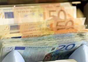 Евро на межбанке пробил отметку в 10,6 гривен