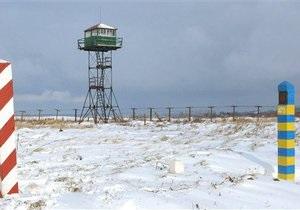 Граница - нелегалы - За эти выходные на границе Польши задержали 13 украинцев