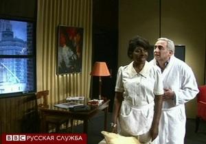 Драма Стросс-Кана дебютировала в театре в Париже