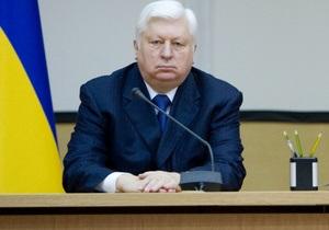 Новый генпрокурор Украины провел ряд кадровых назначений