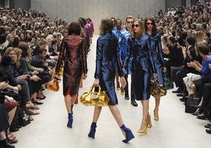Фотогалерея: Блестяще, сэр! В Лондоне прошла знаменитая неделя моды