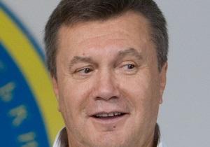 Янукович считает системные займы наиболее действенными для реформирования экономики Украины