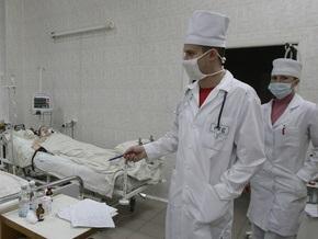 С подозрением на вирус А/H1N1 госпитализированы двое жителей Киевской области