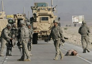Весеннее наступление продолжается: боевики обстреляли резиденцию одного из афганских губернаторов