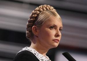 Счетная палата обжалует решение суда, отказавшего ей в удовлетворении иска к Тимошенко