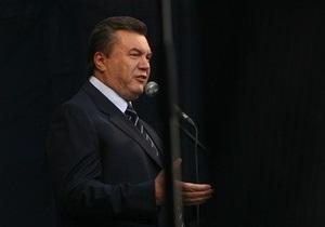 Янукович готов провести теледебаты перед вторым туром выборов