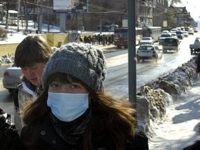В России жертвами гриппа A/H1N1 стали десять человек