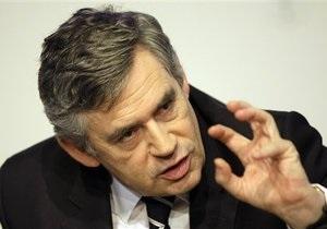 Экс-премьер-министр Великобритании предрекает крупный кризис в еврозоне