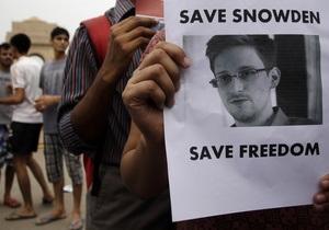 Агентство: Сноуден согласился получить политубежище в Венесуэле