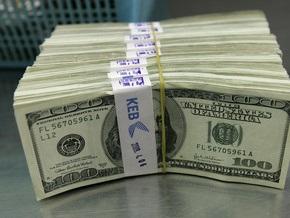 Котировки доллара на межбанке снизились на 5 копеек