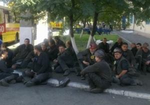 В Госгорпромнадзоре не исключают, что в аварии на шахте Краснокутская виноваты сами горняки