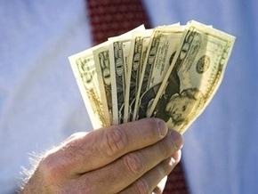 Курс продажи наличного доллара составляет 7,65-7,7 гривны