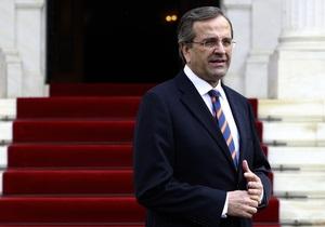 В Афинах неизвестные обстреляли кабинет премьер-министра Греции