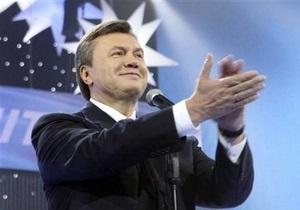 Янукович рассказал о составе новой коалиции в Раде