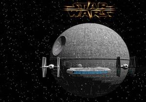Американцы просят правительство построить космическую станцию из Звездных воен