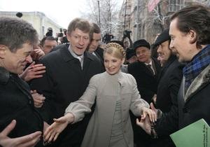 МК: Ток-шоу имени Тимошенко