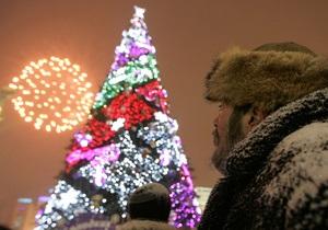 Милиция пообещала украинцам Новый год без серьезных инцидентов