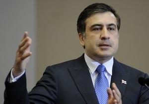 Саакашвили: Я вел себя с Путиным как овца