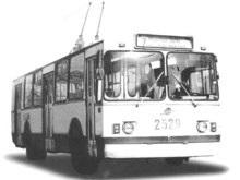 Белорус угнал троллейбус ЗИУ-9