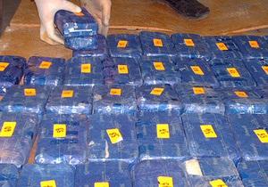В Турции изъяли 860 кг героина