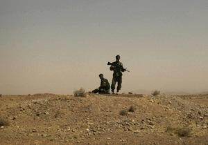 Потери американской армии в Афганистане достигли двух тысяч человек