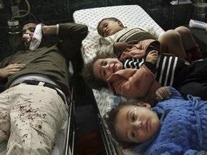 В результате авианалета на Сектор Газа погибли более 200 человек