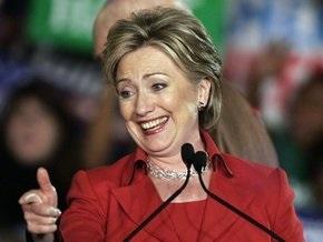Клинтон поблагодарила представителей сексменьшинств за службу стране