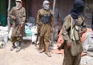 Талибы расстреляли плененных пакистанцев