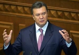 ЗН: Янукович показал Могилеву желтую карточку
