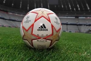 Adidas представил новый официальный мяч финала Лиги Чемпионов УЕФА