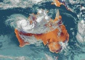 Тропический циклон Лоренс вызвал массовые разрушения в Австралии