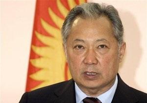 Генпрокуратура Беларуси отказалась выдавать Бакиева властям Кыргызстана