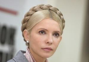 В Европарламенте появилось четыре проекта резолюции по делу Тимошенко