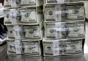 Дефицит бюджета США составил почти 1,3 триллиона долларов