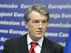 Ющенко: Россия может поучаствовать в модернизации украинской ГТС