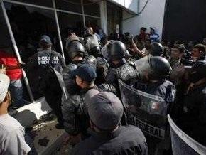 Беспорядки в мексиканской тюрьме: погибли 20 человек
