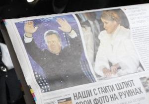 Опрос: Президентские рейтинги Януковича и Тимошенко почти сравнялись