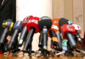 Обнародован рейтинг  душителей  украинской журналистики