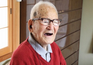 Самому старому мужчине на планете исполнилось 114 лет