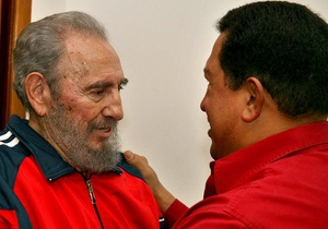 Уго Чавесу намного лучше - Фидель Кастро