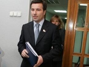 Коновалюк ожидает возбуждения уголовных дел по результатам отчета о поставках вооружения в Грузию