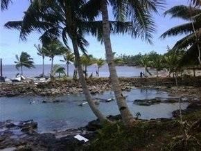 Число жертв цунами на островах Самоа в Тихом океане продолжает расти