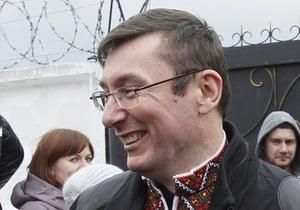Луценко - Янукович помиловал Луценко - ЕСПЧ - Луценко будет восстанавливать свои права через ЕСПЧ - Ъ