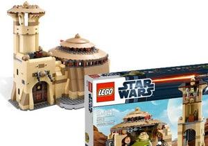 Австрийские мусульмане добились запрета продаж дворца Джаббы из Lego
