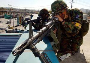 Южнокорейские военные объявили тревогу из-за воздушных шаров