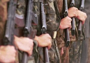 В Николаеве погиб солдат-срочник