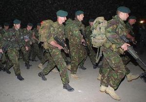 В Афганистане началась самая масштабная операция НАТО против талибов