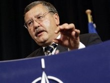Гриценко: На саммите в Бухаресте Украину не присоединят к ПДЧ