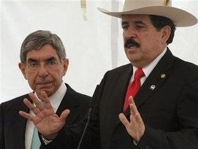 Встреча временного и свергнутого лидеров Гондураса не состоялась